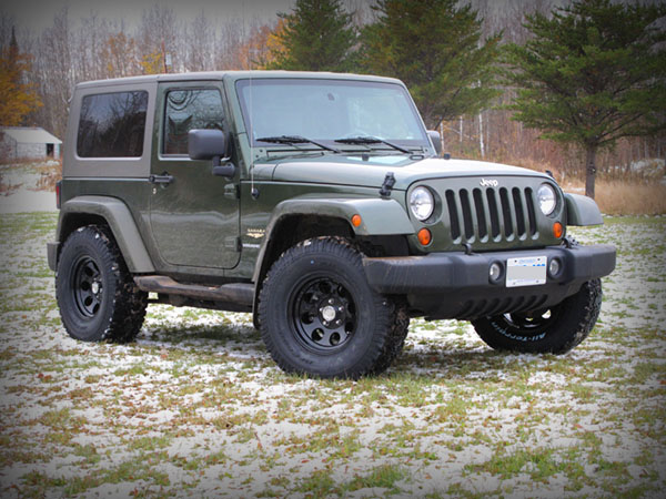 Jeep Jk 33 No Lift Html Autos Weblog
